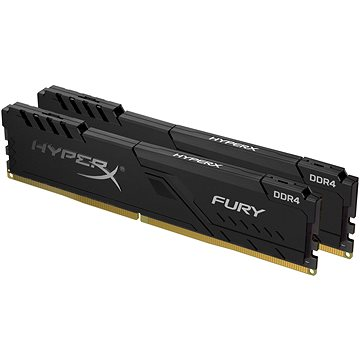 HyperX 32GB KIT DDR4 3000MHz CL16 FURY Black (HX430C16FB4K2/32)