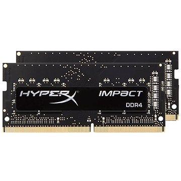 HyperX SO-DIMM 64GB KIT DDR4 2666MHz CL16 Impact (HX426S16IBK2/64)