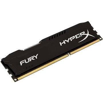 HyperX 4GB DDR3 1600MHz CL10 Fury Black Series (HX316C10FB/4)