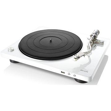 DENON DP-450 USB White (DP450USBW)