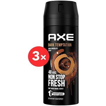 AXE Dark Temptation 3x 150 ml