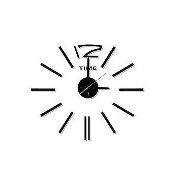 Stardeco Nástenné nalepovací hodiny HM-10E028 (8595571207337)
