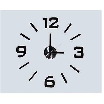 Stardeco Nástěnné nalepovací hodiny HM-10ME101B (8595571211853)