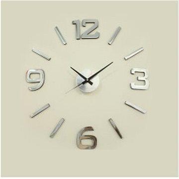 Stardeco Nástěnné nalepovací hodiny HM-10ER102S (8595571210696)
