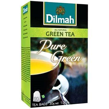 Dilmah Čaj zelený 20x1,5g (9312631142433)