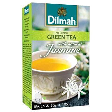 Dilmah Čaj zelený Jasmín 20x1,5g (9312631142440)