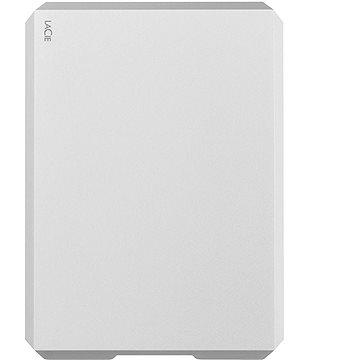 LaCie Mobile Drive USB 3.1-C 4TB stříbrný (STHG4000400)