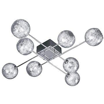 Luxera 46036 - Lustr přisazený CRONOS 8xG9/60W/230V (36628)
