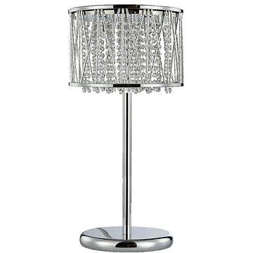 Luxera 46117 - Křišťálová stolní lampa STIXX 3xG9/33W/230V (124376)