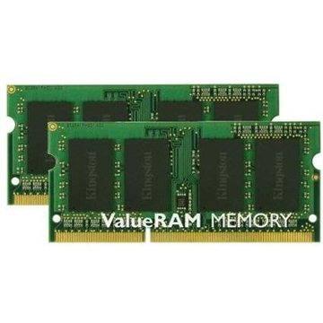 Kingston SO-DIMM 16GB KIT DDR3 1333MHz CL9 Single Rank (KVR13S9K2/16)
