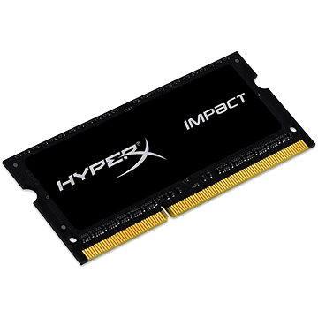 HyperX SO-DIMM 4GB DDR3L 1600MHz Impact CL9 Low Voltage Black Series (HX316LS9IB/4)