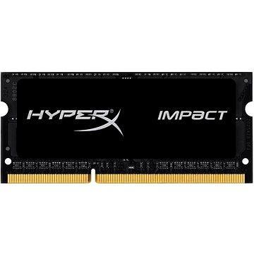 HyperX SO-DIMM 4GB DDR3L 1866MHz Impact CL11 Black Series (HX318LS11IB/4)