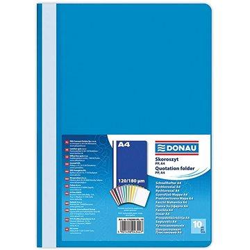 DONAU A4 tmavě modrý - balení 10 ks (1702001PL-10)