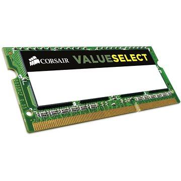 Corsair SO-DIMM 4GB DDR3L 1600MHz CL11 (CMSO4GX3M1C1600C11)