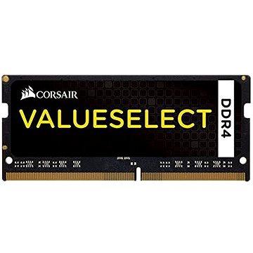 Corsair SO-DIMM 4GB KIT DDR4 2133MHz CL15 ValueSelect černá (CMSO4GX4M1A2133C15)