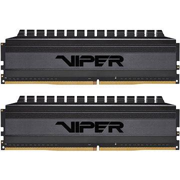 Patriot Viper 4 Blackout Series 16GB KIT DDR4 3200MHz CL16 (PVB416G320C6K)