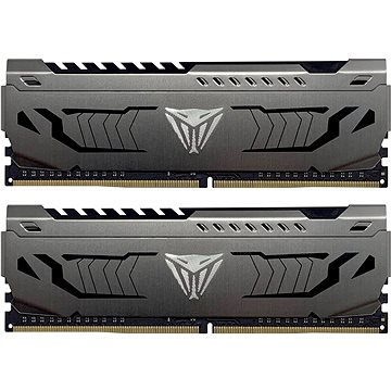 Patriot Viper Steel Series 32GB KIT DDR4 3200Mhz CL16 (PVS432G320C6K)