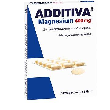 Additiva Magnesium 400 Mg, tablety 30 tbl. (3917243)