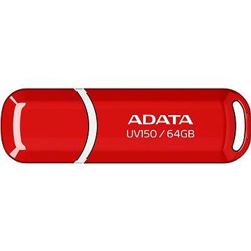 ADATA UV150 64GB červený (AUV150-64G-RRD)