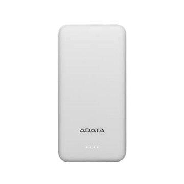 ADATA PowerBank AT10000 bílá (AT10000-USBA-CWH)