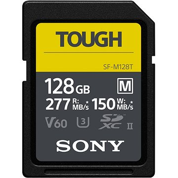 Sony SDXC 128GB M Tough (SFM128T.SYM)