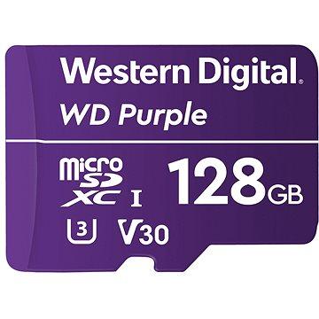 WD SDXC 128GB Purple QD101 (WDD128G1P0C)