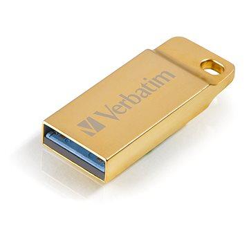 Verbatim Store 'n' Go Metal Executive 16GB zlatý (99104)