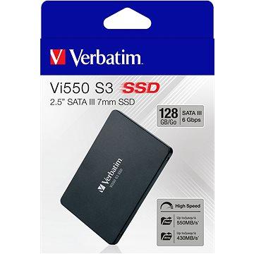 "Verbatim VI550 S3 2.5"" SSD 128GB (49350)"