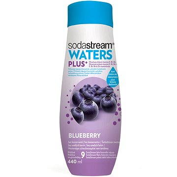 SodaStream PLUS Borůvka (Vitamín) 440 ml (42001492)