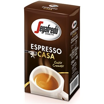 Segafredo Espresso Casa, mletá, 250g (8003410344117)