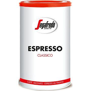 SEGAFREDO ESPRESSO CLASSICO mletá 250g (1800)