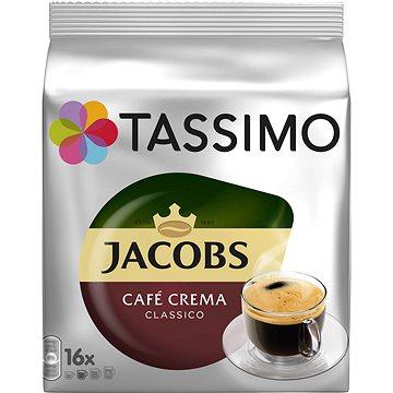 TASSIMO kapsle Jacobs Café Crema 16 nápojů (684724)