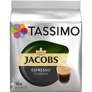 TASSIMO kapsle Jacobs Espresso 16 nápojů (625779)
