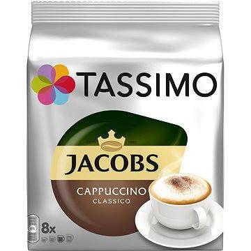 TASSIMO kapsle Jacobs Cappuccino 8 nápojů (626455)