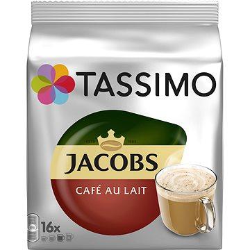 TASSIMO kapsle Jacobs Cafe Au Lait 16 nápojů (914234)