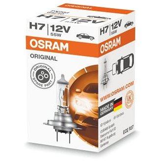 OSRAM H7 Original, 12V, 55W, PX26d (64210)