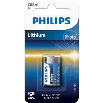 Philips CR2 1 ks v balení (CR2/01B)