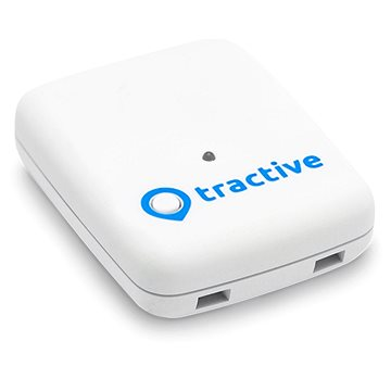 Tractive GPS Tracker pro domácí mazlíčky (TRATR1)