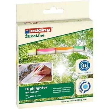 EDDING EcoLine 24 4 barvy (4-24-4)