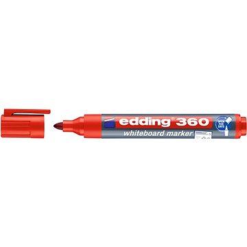 EDDING 360 na bílé tabule a flipcharty, červený (4-360002)