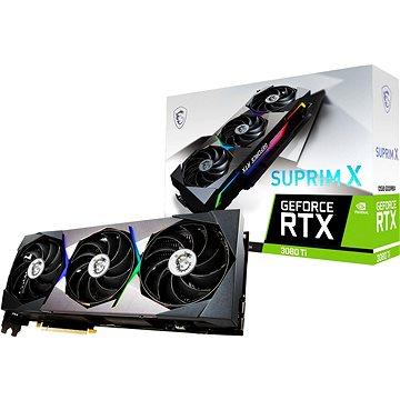 MSI GeForce RTX 3080 Ti SUPRIM X 12G (RTX 3080 Ti SUPRIM X 12G)