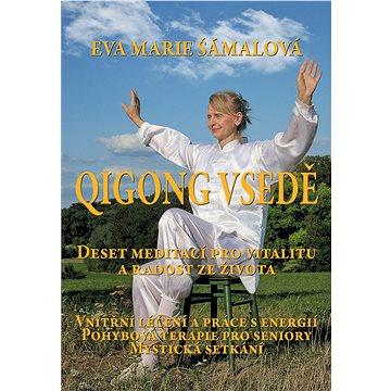 Qigong v sedě. Deset meditací pro vitalitu a radost ze života. (978-80-7511-606-2)