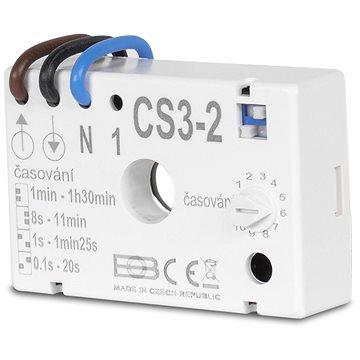 Elektrobock CS3-2 časový spínač pod vypínač (0132)