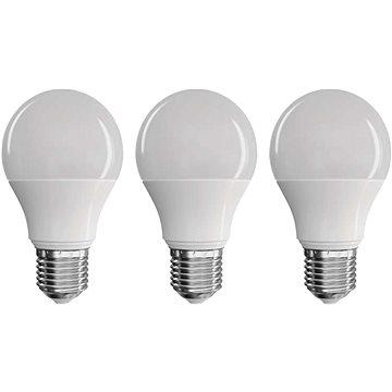 EMOS LED žárovka Classic A60 9W E27 teplá bílá 3ks (1525733202)