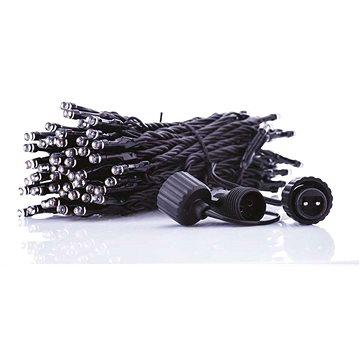 EMOS Spojovací LED řetěz, 10m, zelená (1534990033)