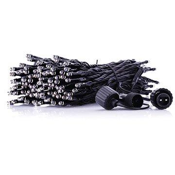 EMOS Spojovací LED řetěz – krápníky, 2,5m, studená bílá (1534990041)