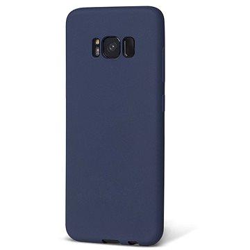 Epico Silk Matt pro Samsung Galaxy S8+ modrý (19210101600001)