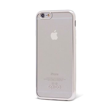 Epico Bright pro iPhone 6 a iPhone 6S stříbrný (4410102100010)