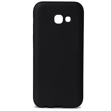 Epico Silk Matt pro Samsung Galaxy A5 (2017) , černý (18210101300003)