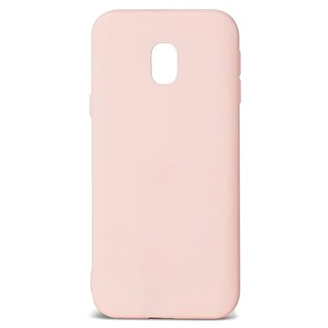 Epico Silk Matt pro Samsung Galaxy J3 (2017) , růžový (18310102300001)